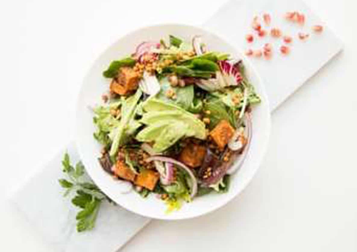 Plat de légumes, alimentation équilibrée Homemade by Gwen