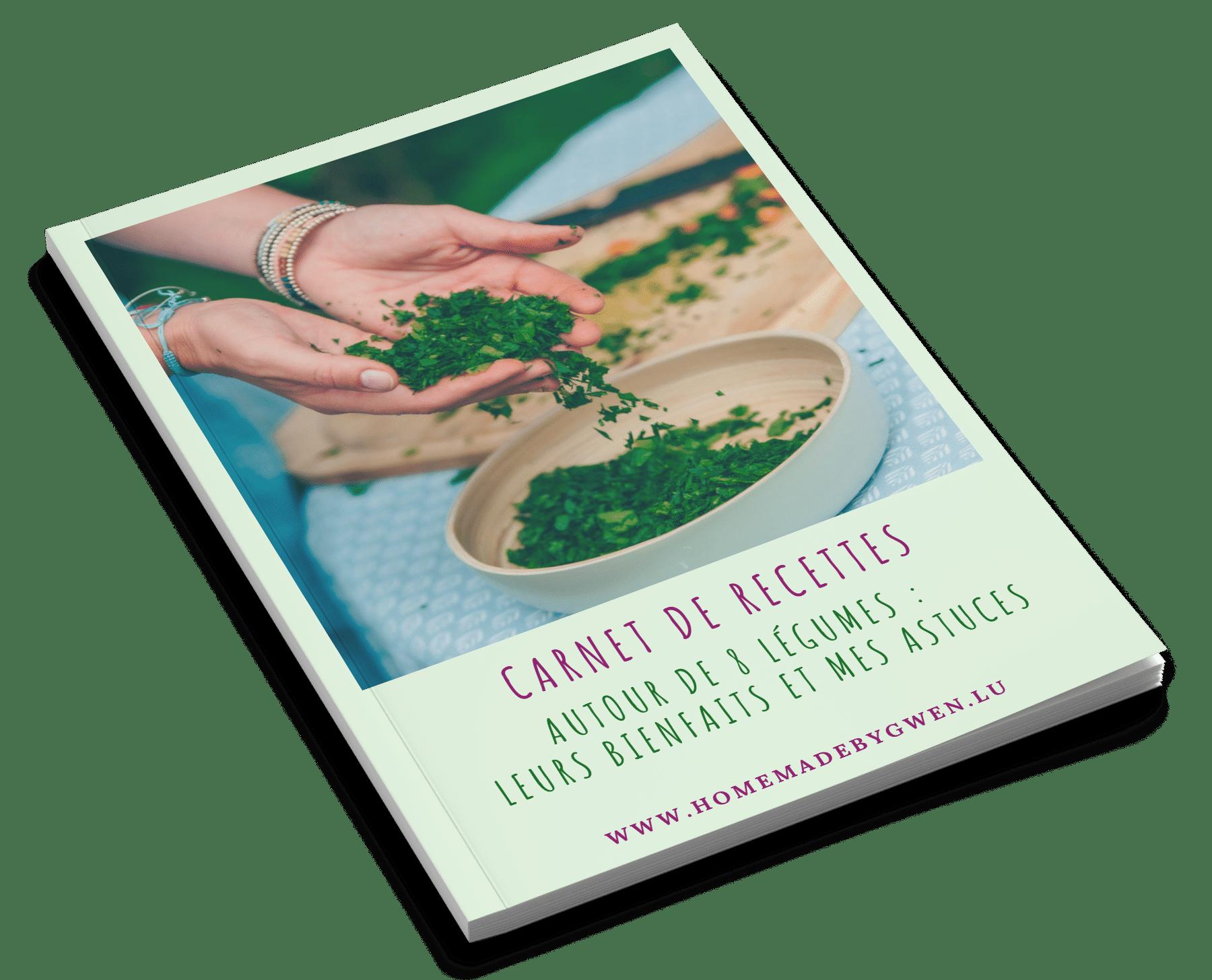 Carnet de recettes Healthy