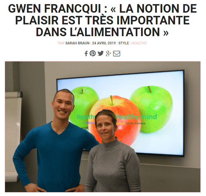 Gwen Franqui - Homemade By Gwen interview